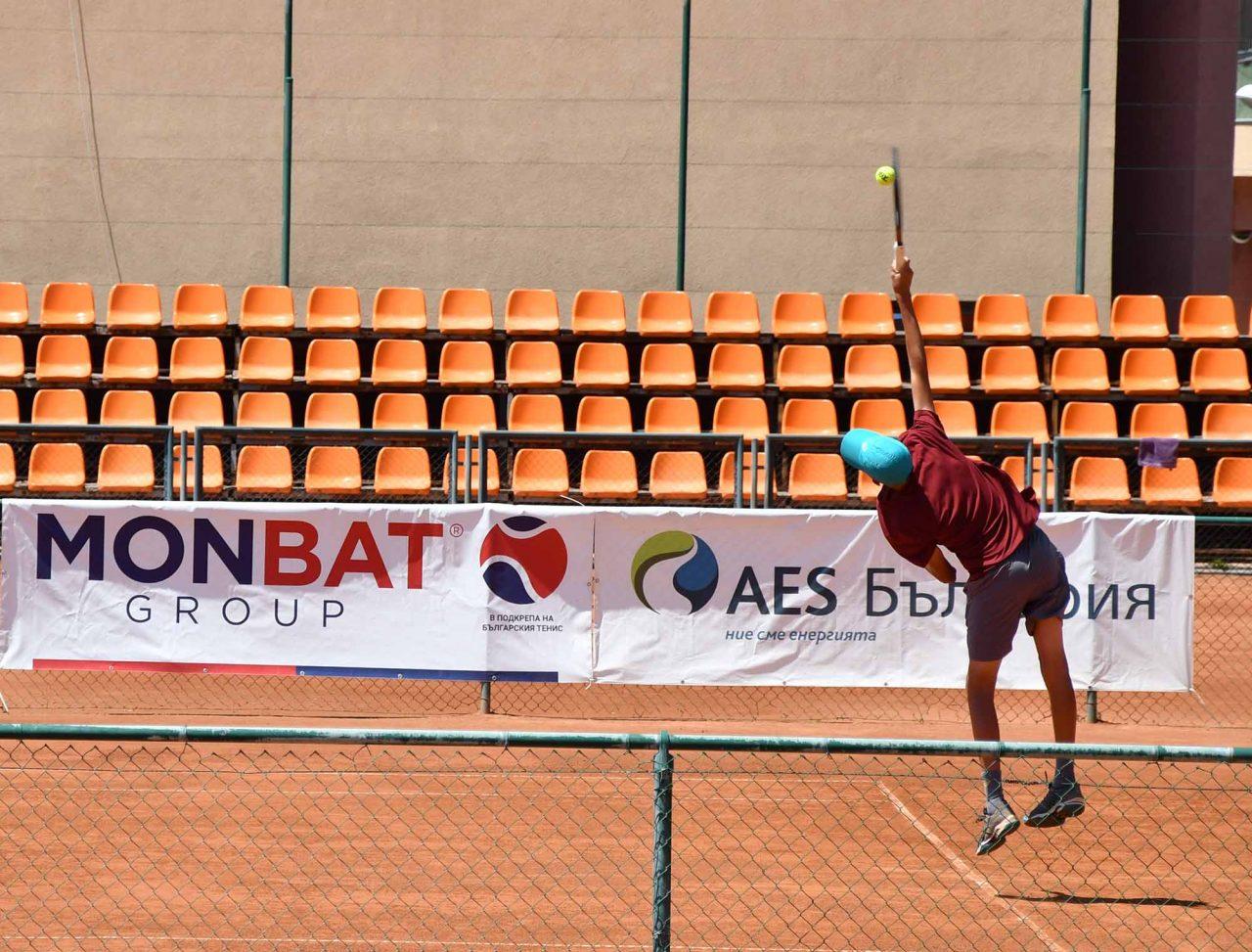 Държавно първенство тенисдо 16 години Сливен (20)
