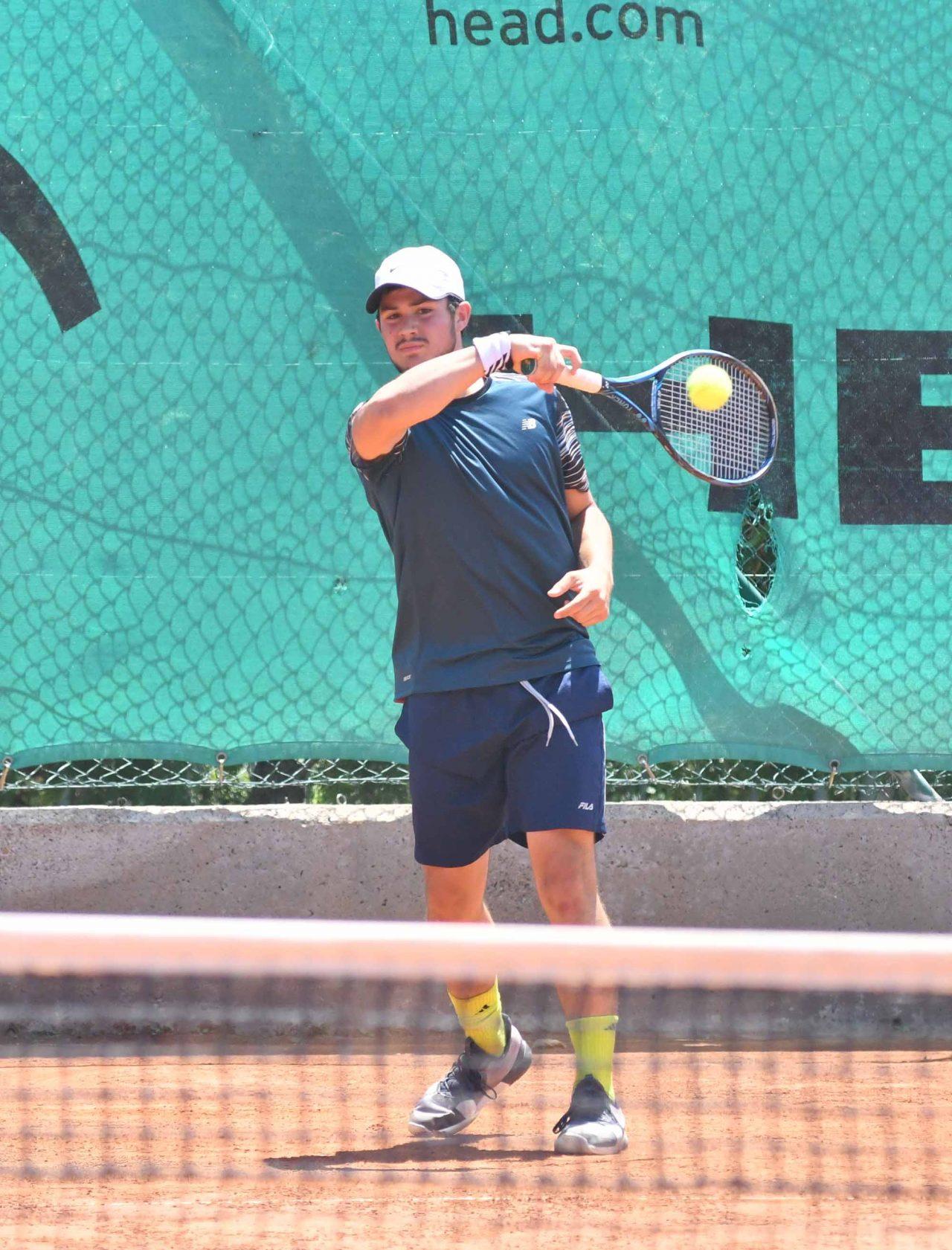 Държавно първенство тенисдо 16 години Сливен (29)