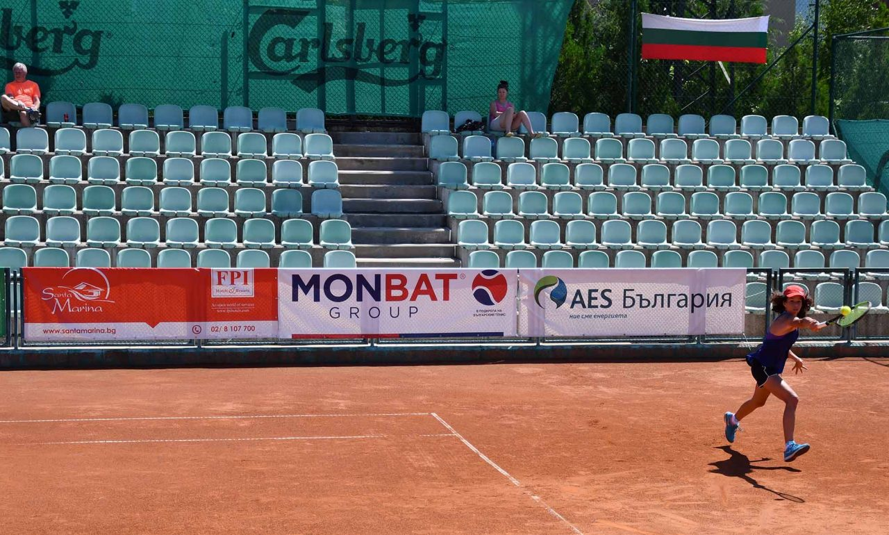 Държавно първенство тенисдо 16 години Сливен (3)