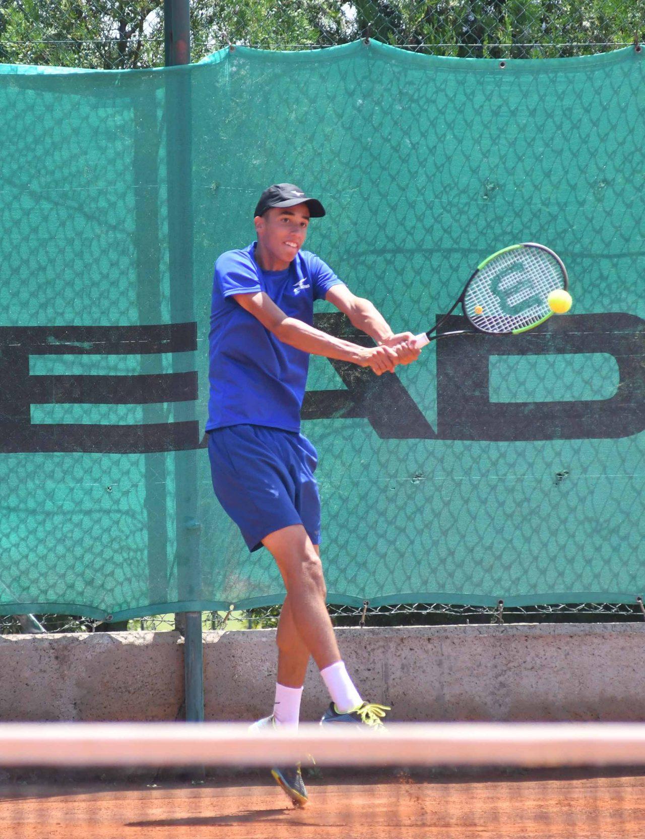 Държавно първенство тенисдо 16 години Сливен (32)