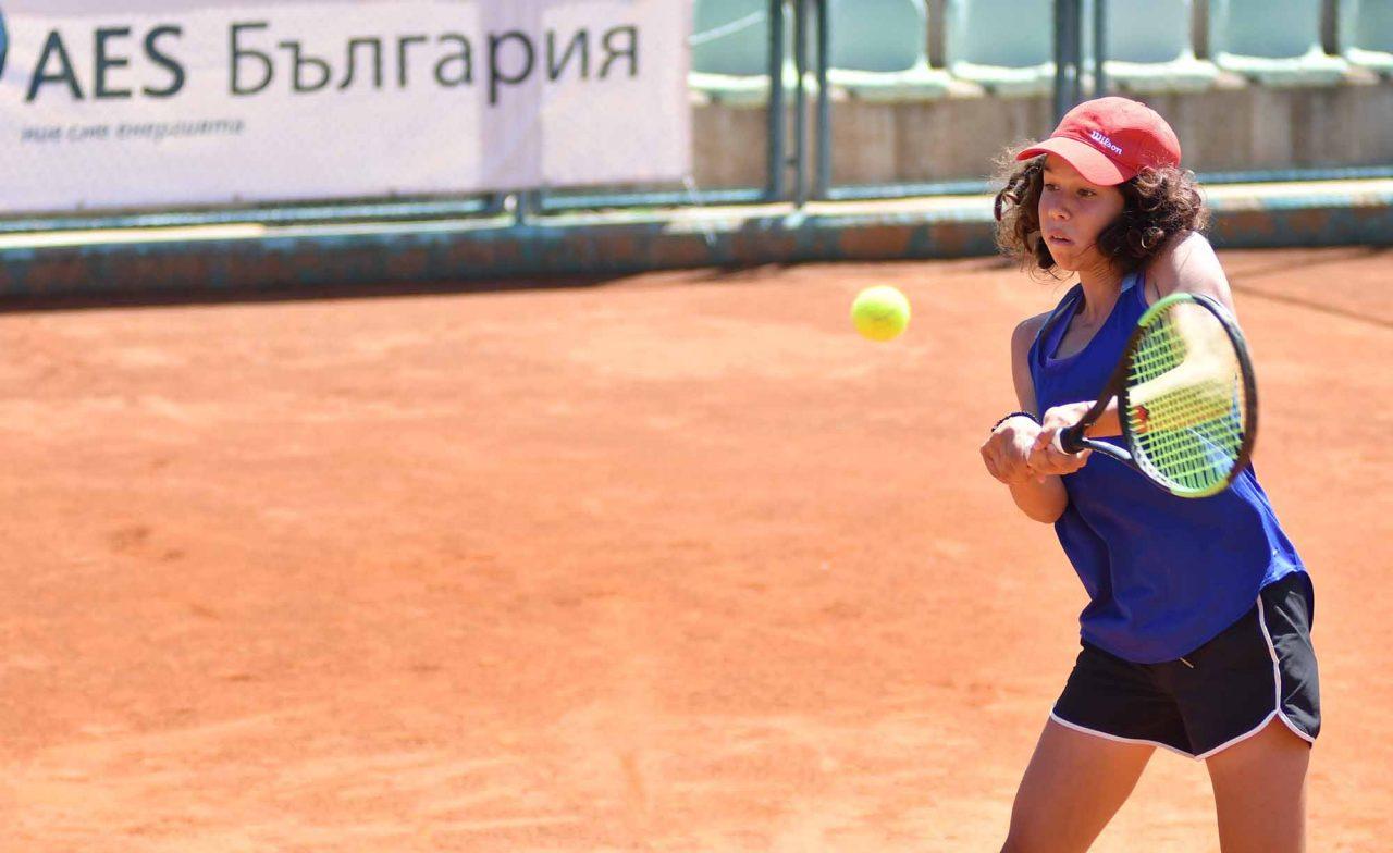 Държавно първенство тенисдо 16 години Сливен (4)