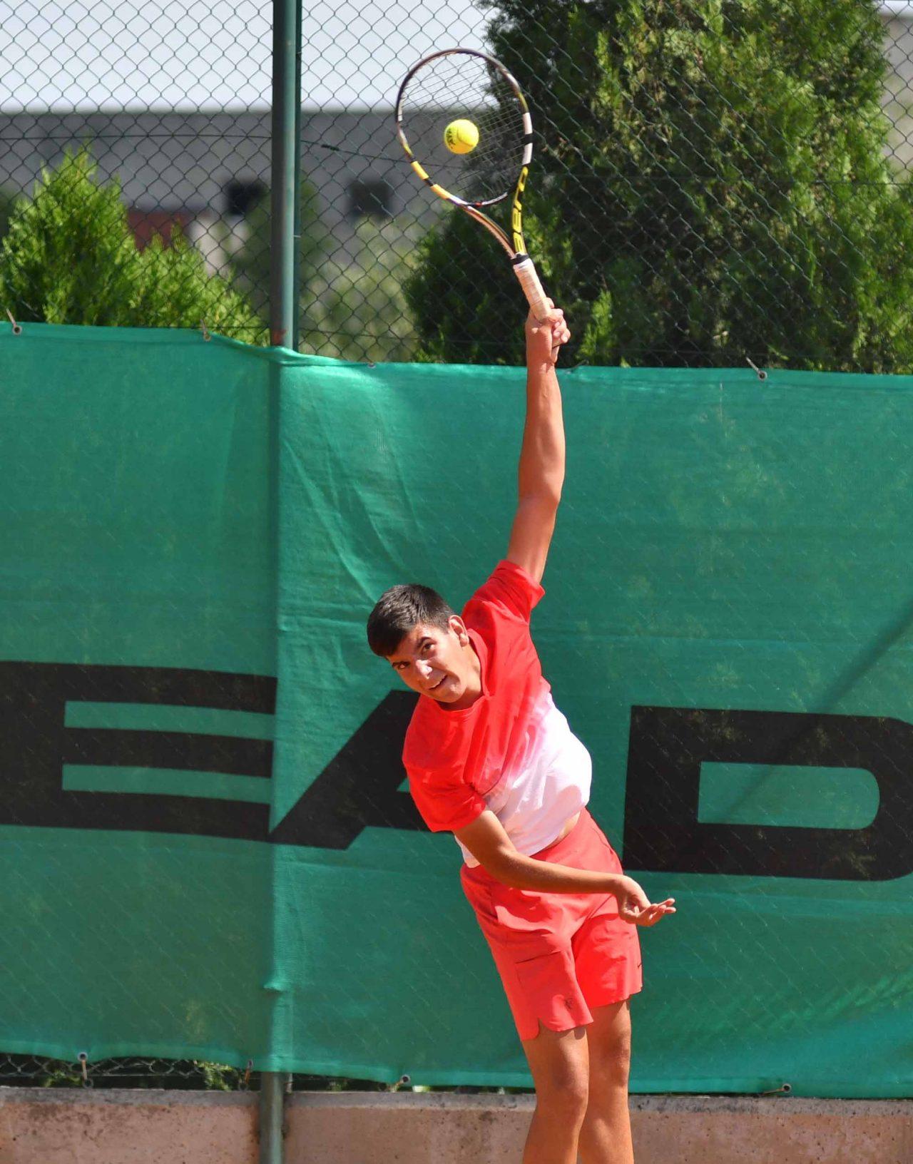 Държавно първенство тенисдо 16 години Сливен (49)
