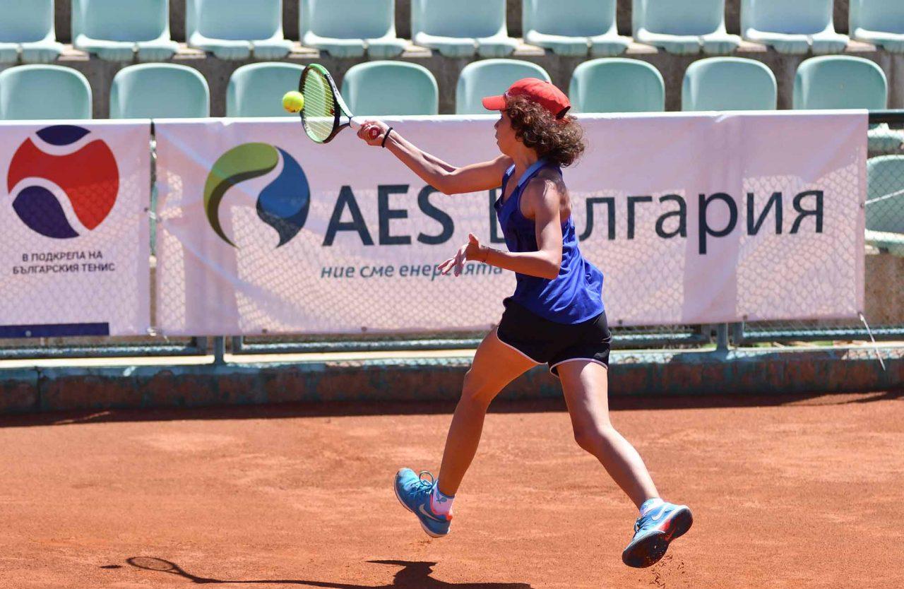 Държавно първенство тенисдо 16 години Сливен (7)