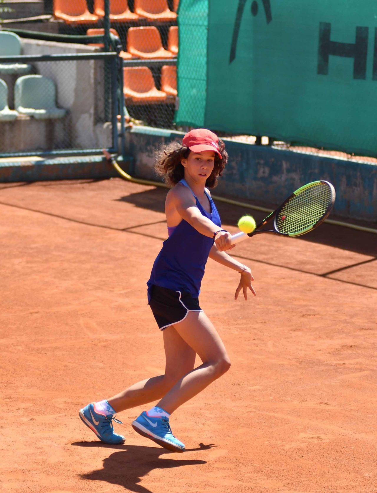 Държавно първенство тенисдо 16 години Сливен (8)