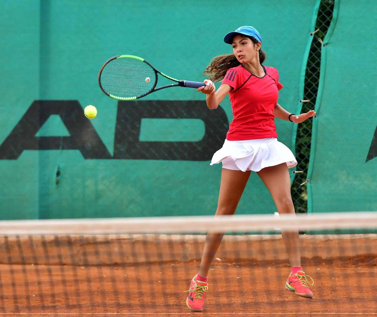 Държавно първенство тенис до 14 год. ТК 15-40 двойки полуфинал (10)