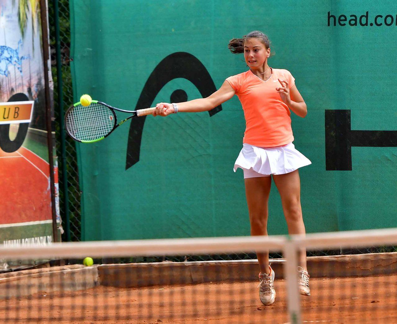 Държавно първенство тенис до 14 год. ТК 15-40 двойки полуфинал (12)