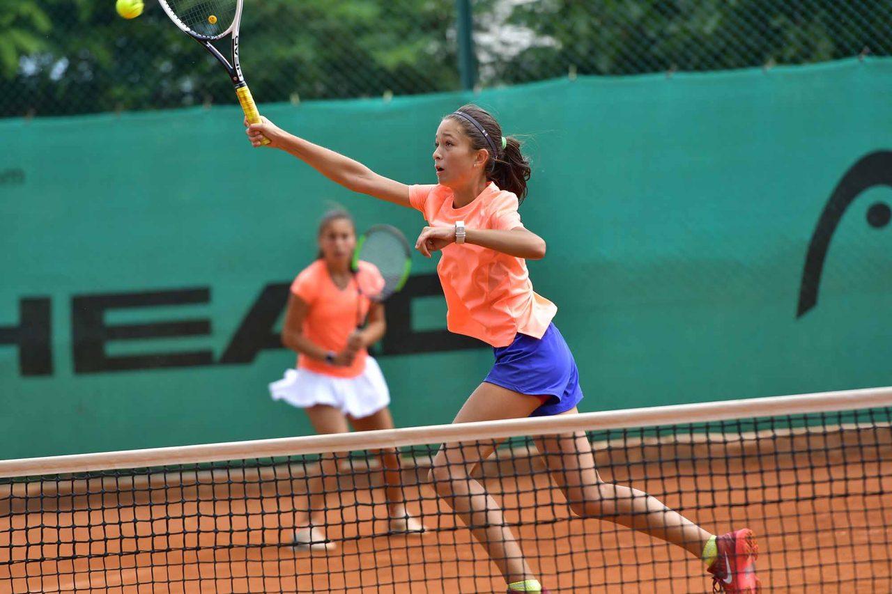 Държавно първенство тенис до 14 год. ТК 15-40 двойки полуфинал (13)