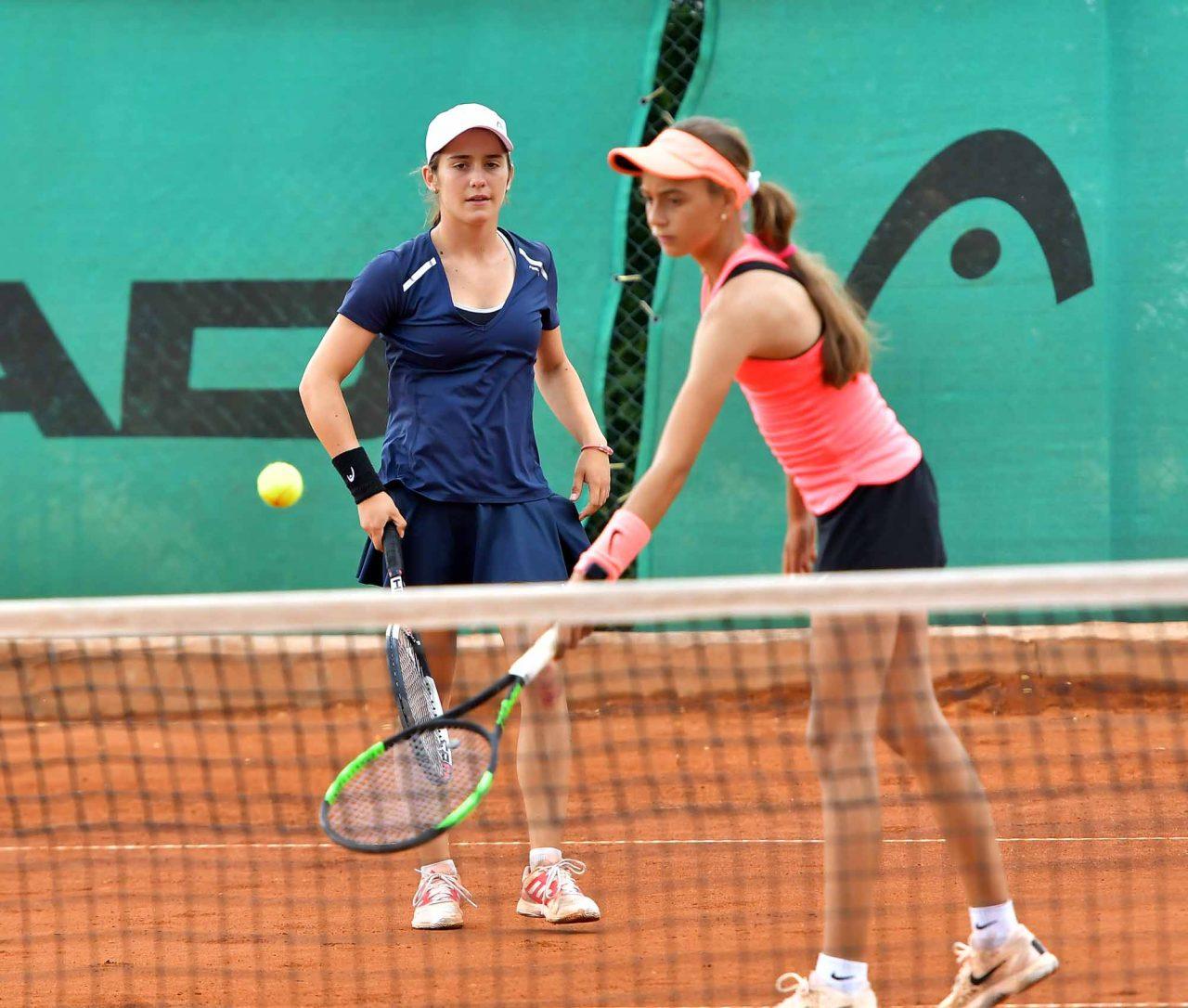 Държавно първенство тенис до 14 год. ТК 15-40 двойки полуфинал (4)