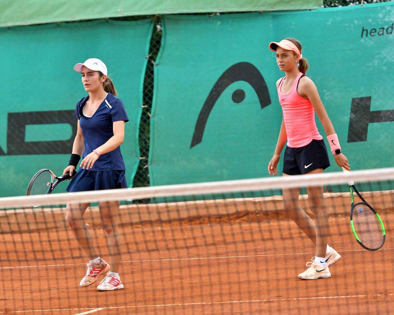 Държавно първенство тенис до 14 год. ТК 15-40 двойки полуфинал (6)