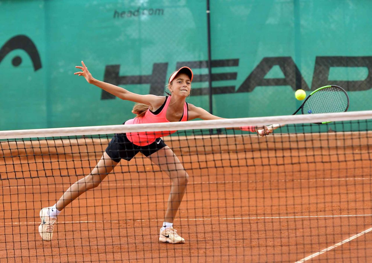 Държавно първенство тенис до 14 год. ТК 15-40 двойки полуфинал (7)