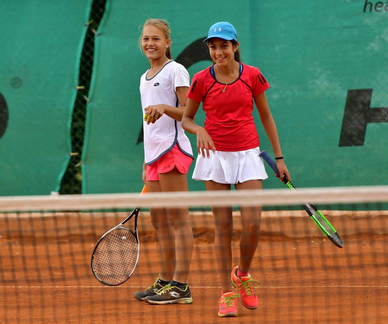 Държавно първенство тенис до 14 год. ТК 15-40 двойки полуфинал (8)