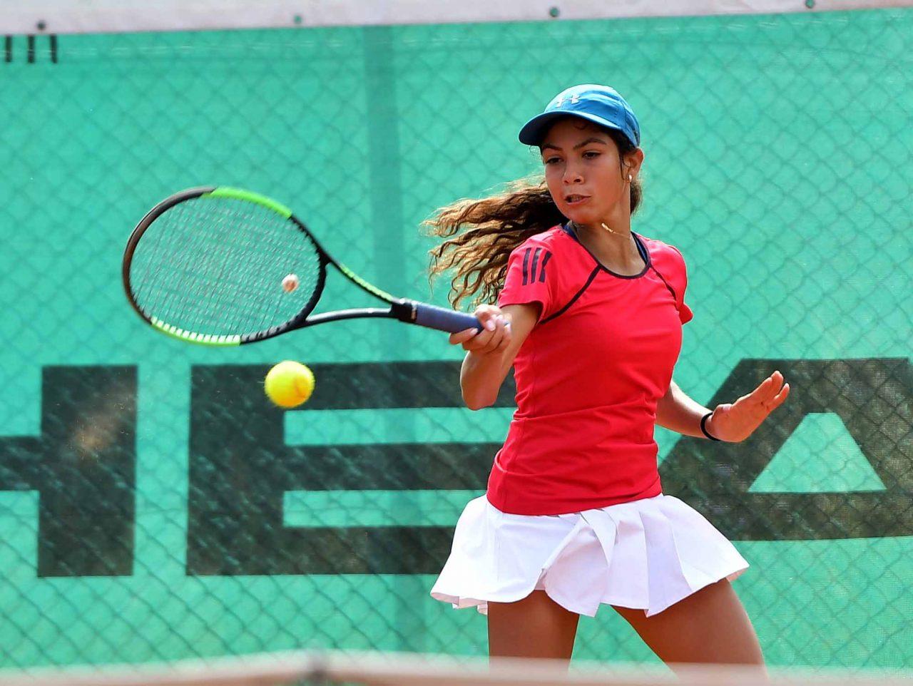 Държавно първенство тенис до 14 год. ТК 15-40 момичета (10)
