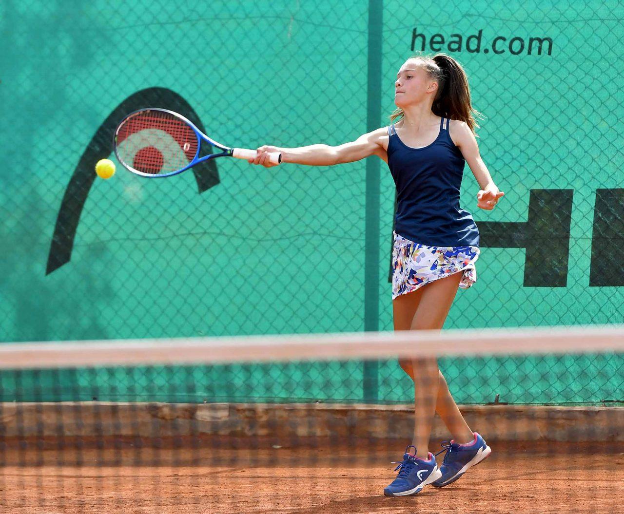 Държавно първенство тенис до 14 год. ТК 15-40 момичета (12)