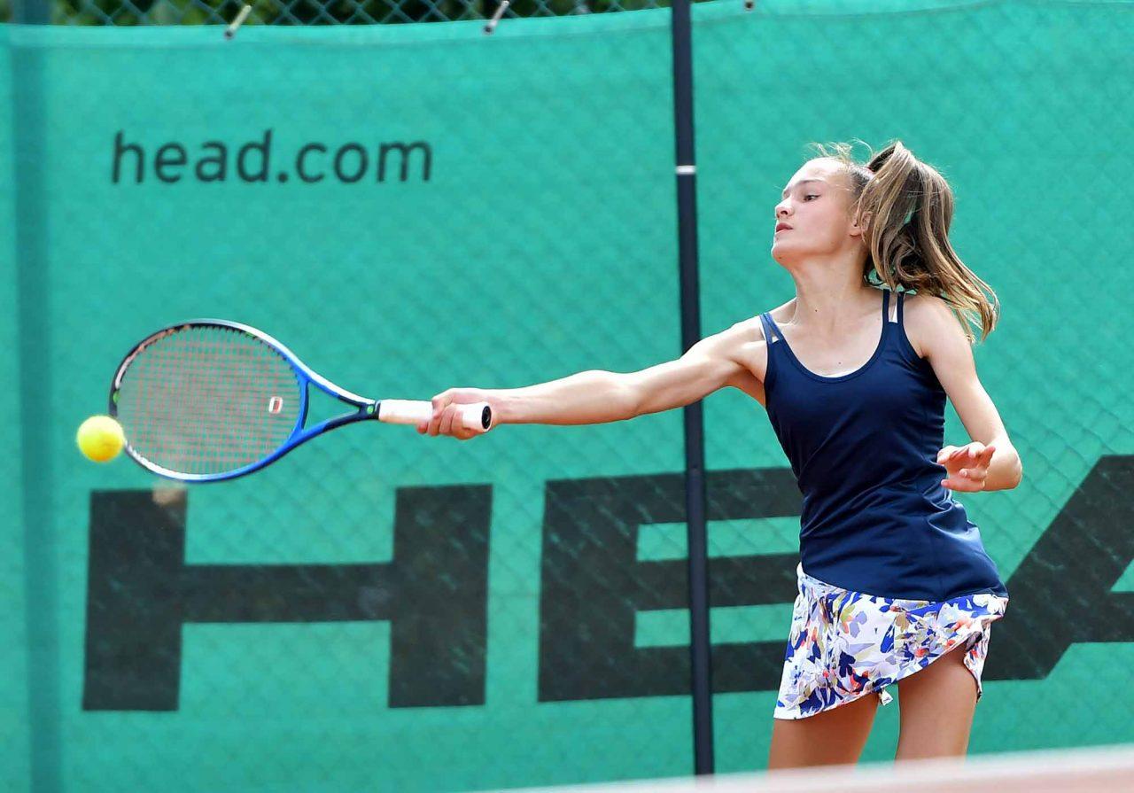 Държавно първенство тенис до 14 год. ТК 15-40 момичета (14)