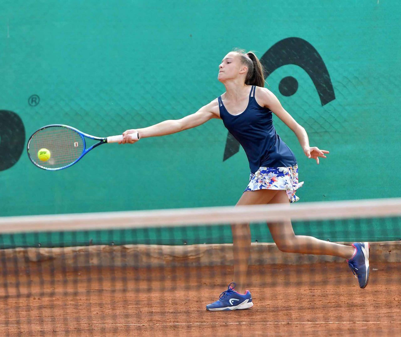 Държавно първенство тенис до 14 год. ТК 15-40 момичета (15)