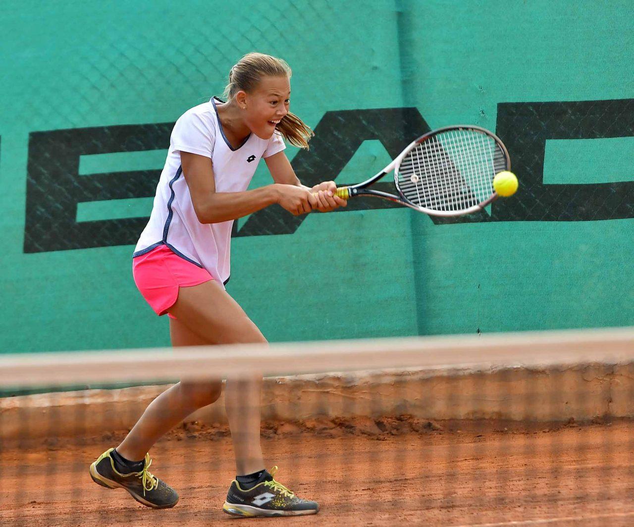 Държавно първенство тенис до 14 год. ТК 15-40 момичета (16)