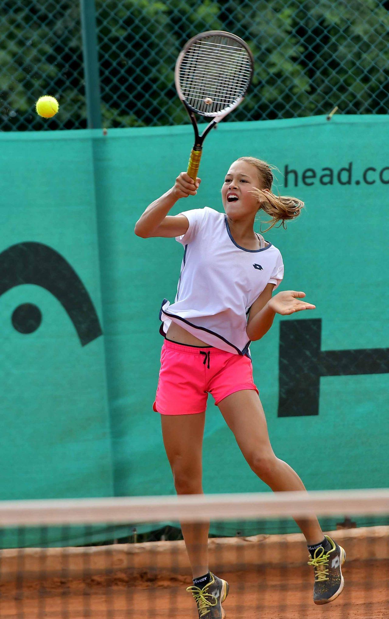 Държавно първенство тенис до 14 год. ТК 15-40 момичета (17)