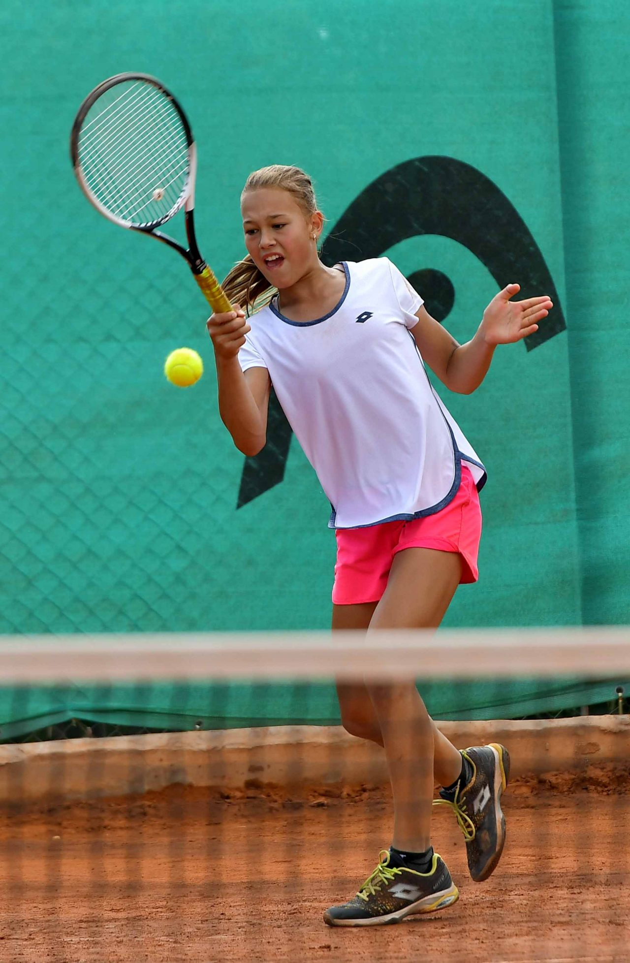 Държавно първенство тенис до 14 год. ТК 15-40 момичета (18)