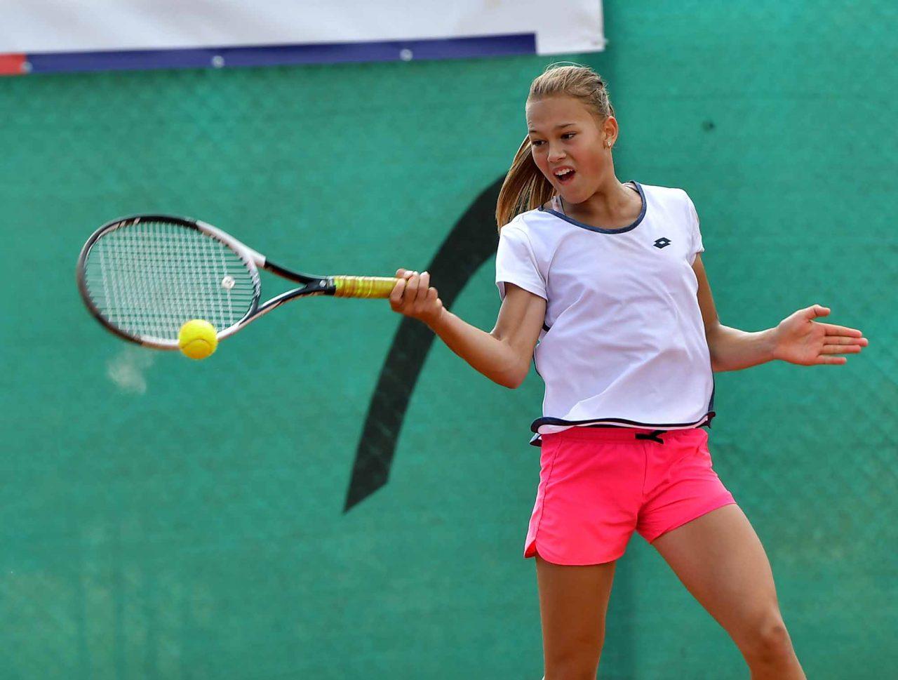 Държавно първенство тенис до 14 год. ТК 15-40 момичета (19)