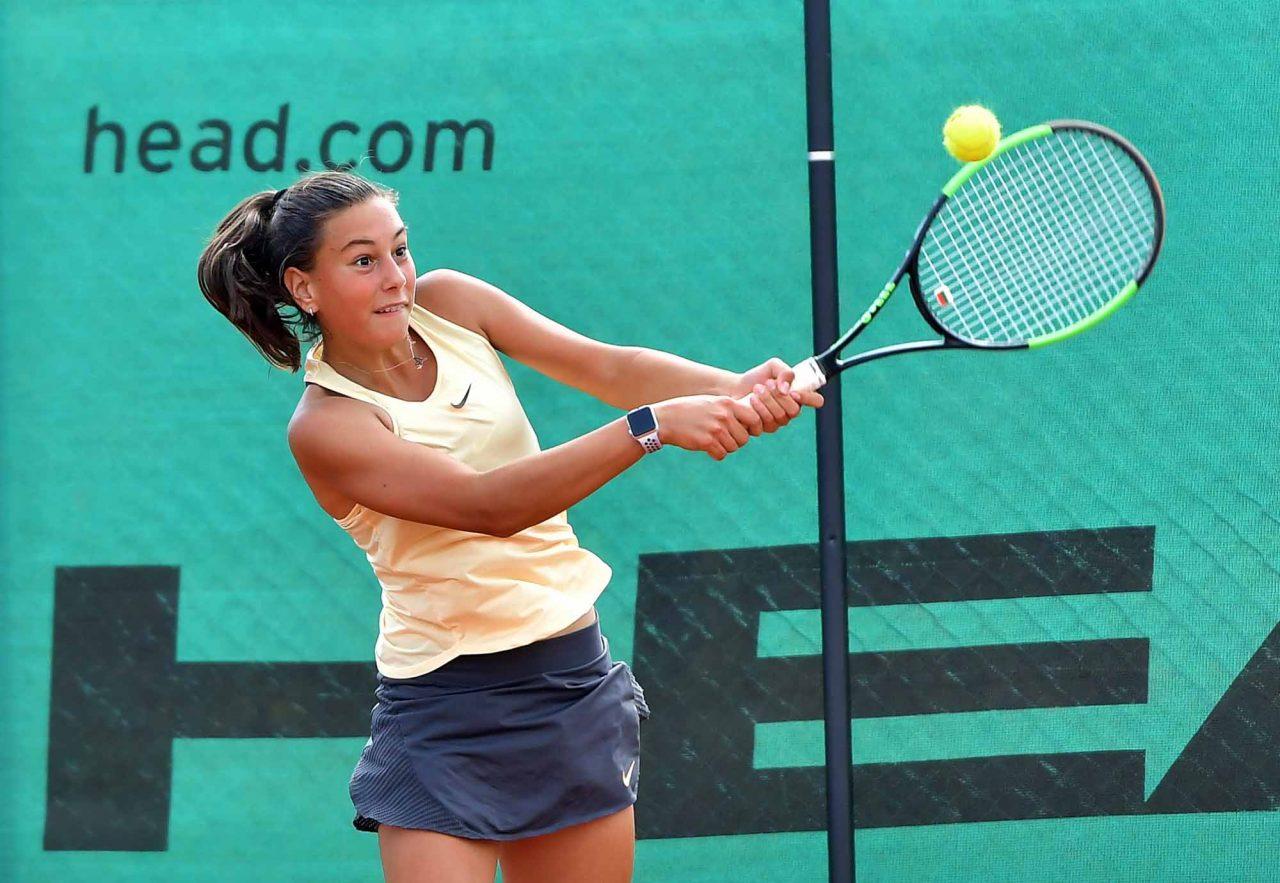Държавно първенство тенис до 14 год. ТК 15-40 момичета (2)