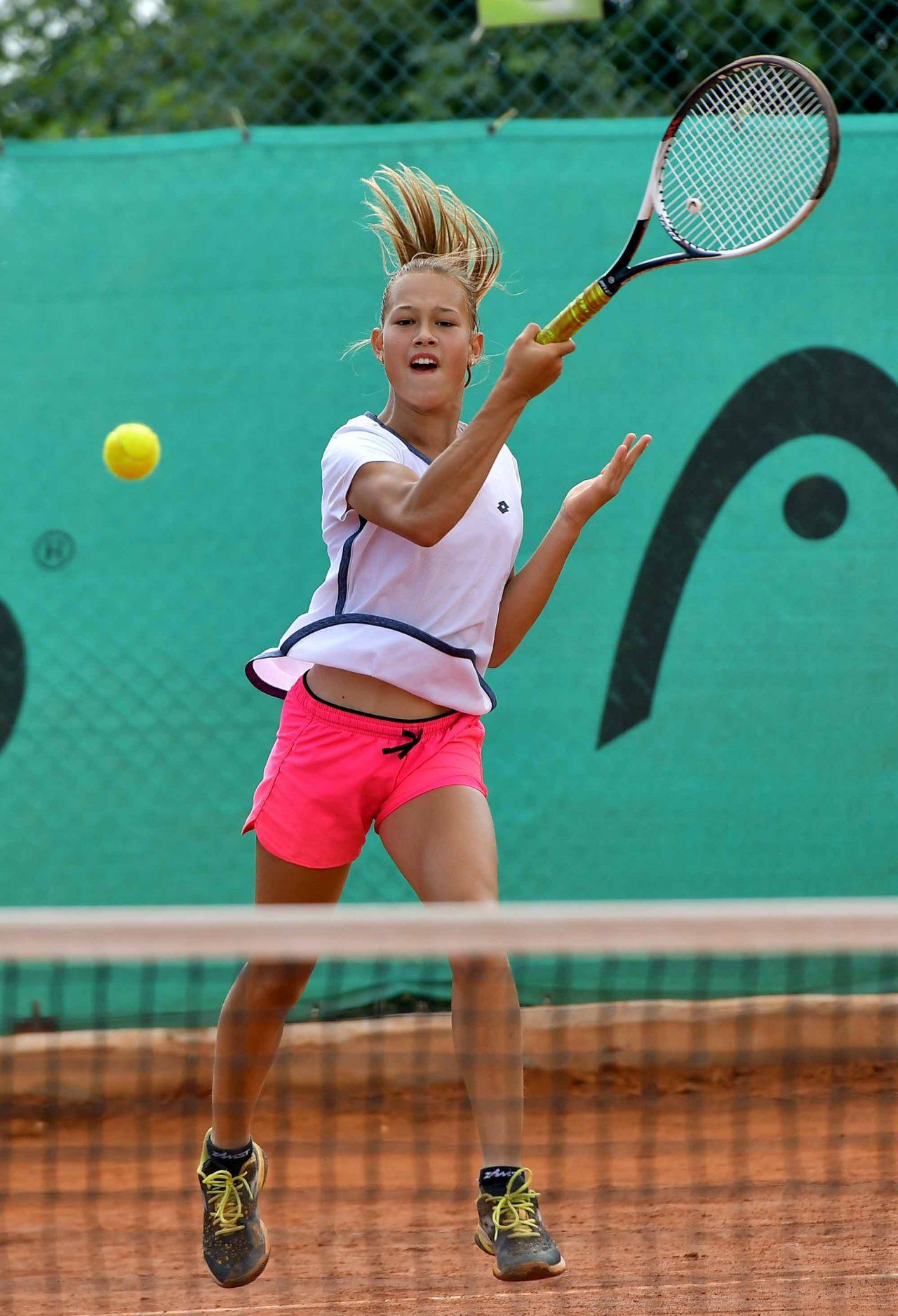 Държавно първенство тенис до 14 год. ТК 15-40 момичета (20)