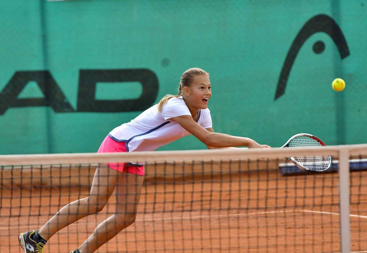 Държавно първенство тенис до 14 год. ТК 15-40 момичета (21)