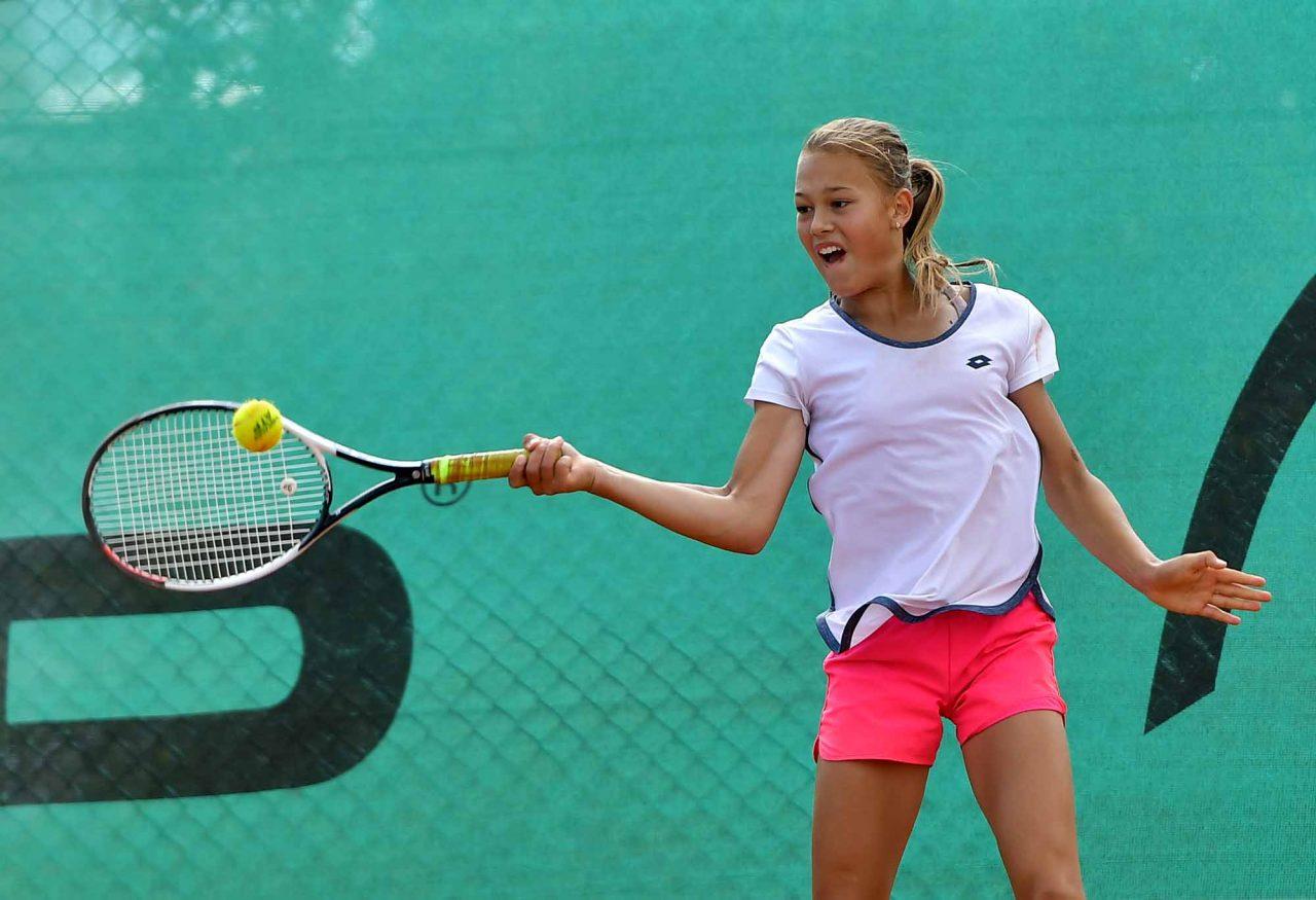 Държавно първенство тенис до 14 год. ТК 15-40 момичета (22)