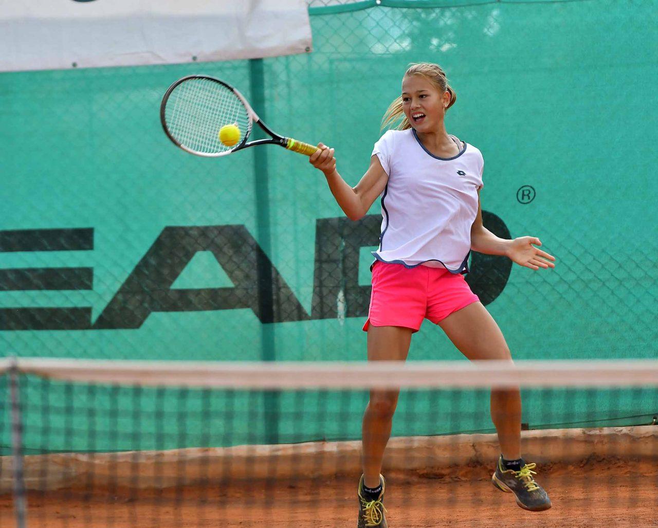 Държавно първенство тенис до 14 год. ТК 15-40 момичета (23)