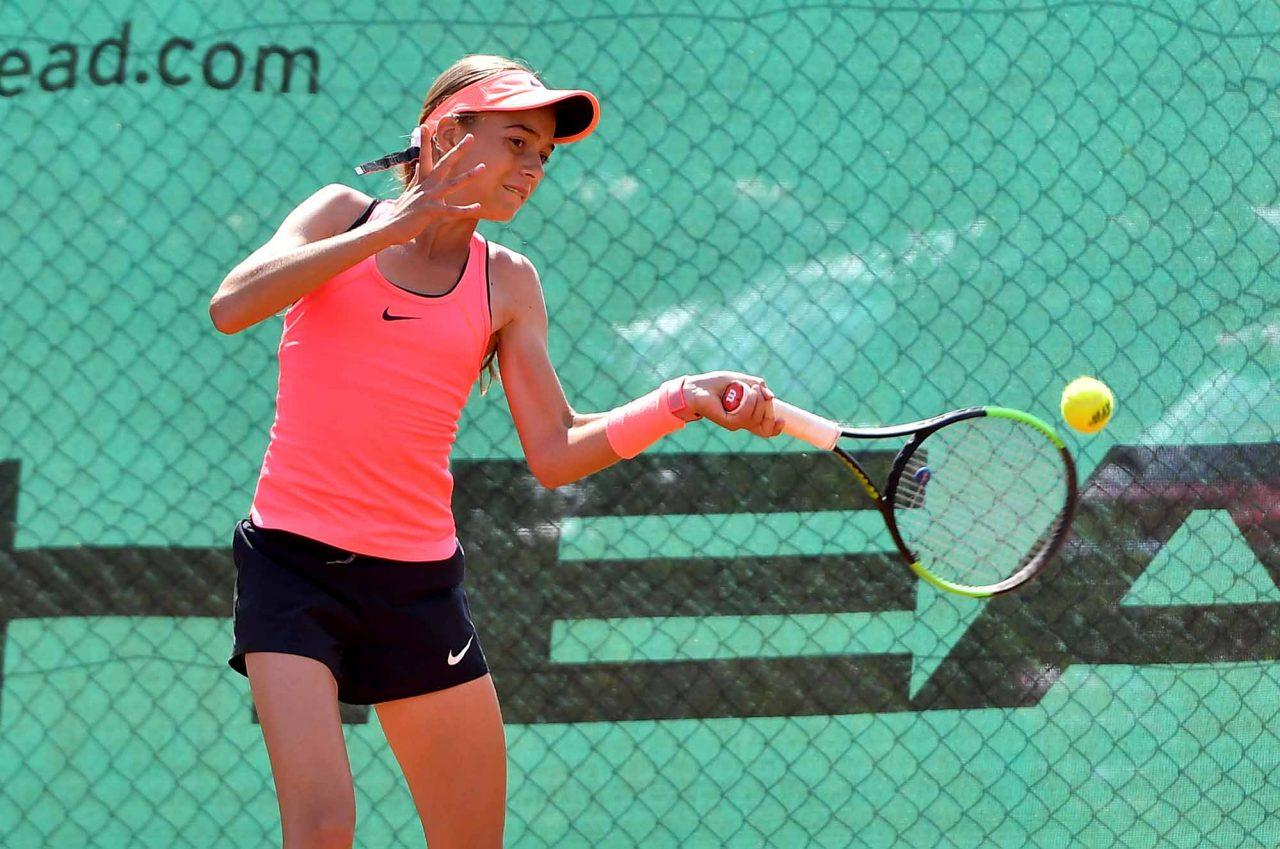 Държавно първенство тенис до 14 год. ТК 15-40 момичета (25)