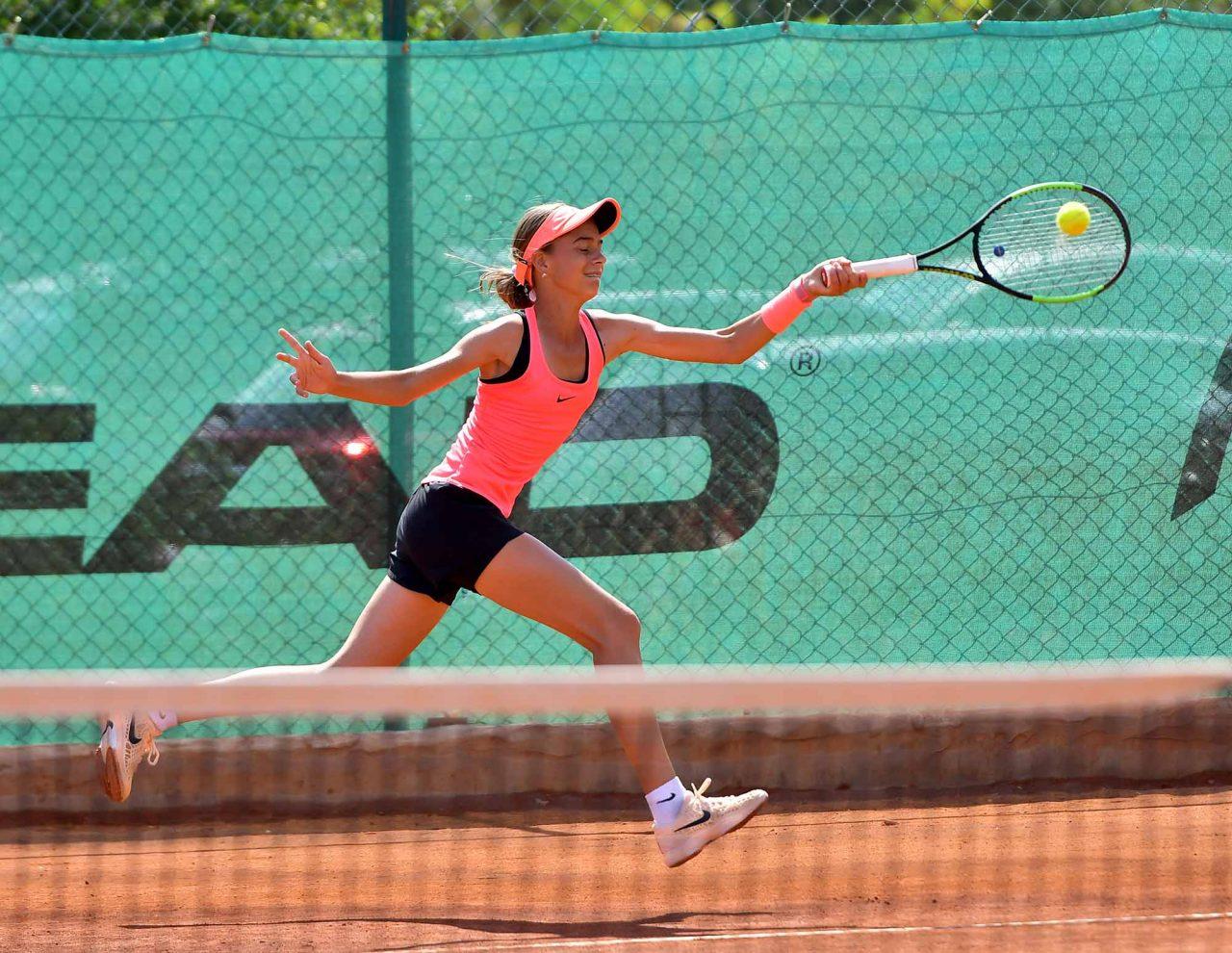 Държавно първенство тенис до 14 год. ТК 15-40 момичета (26)