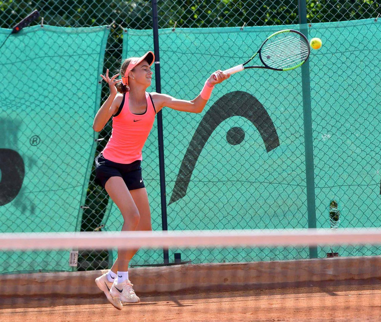 Държавно първенство тенис до 14 год. ТК 15-40 момичета (27)