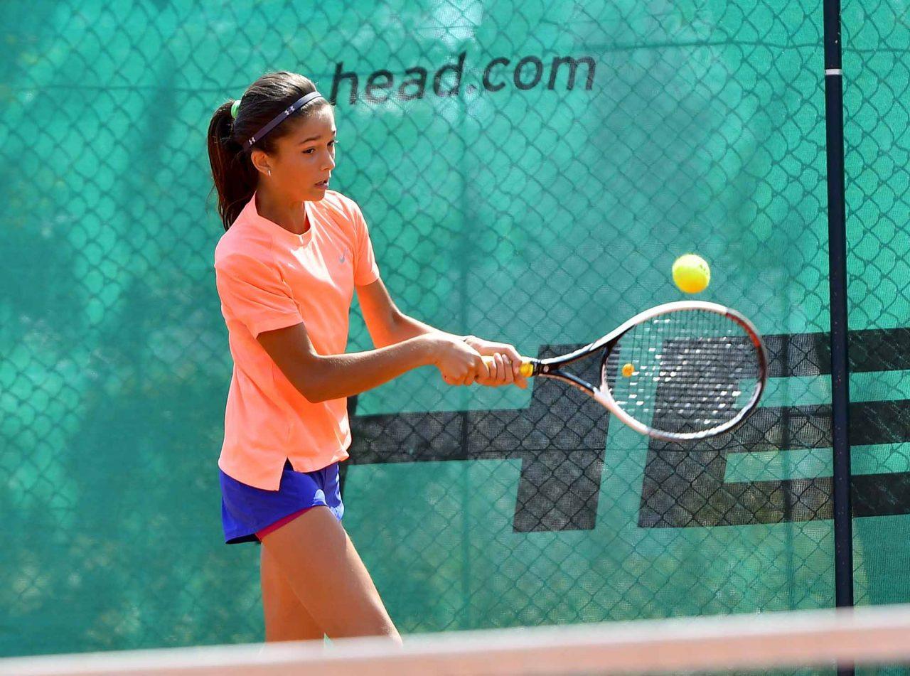 Държавно първенство тенис до 14 год. ТК 15-40 момичета (28)