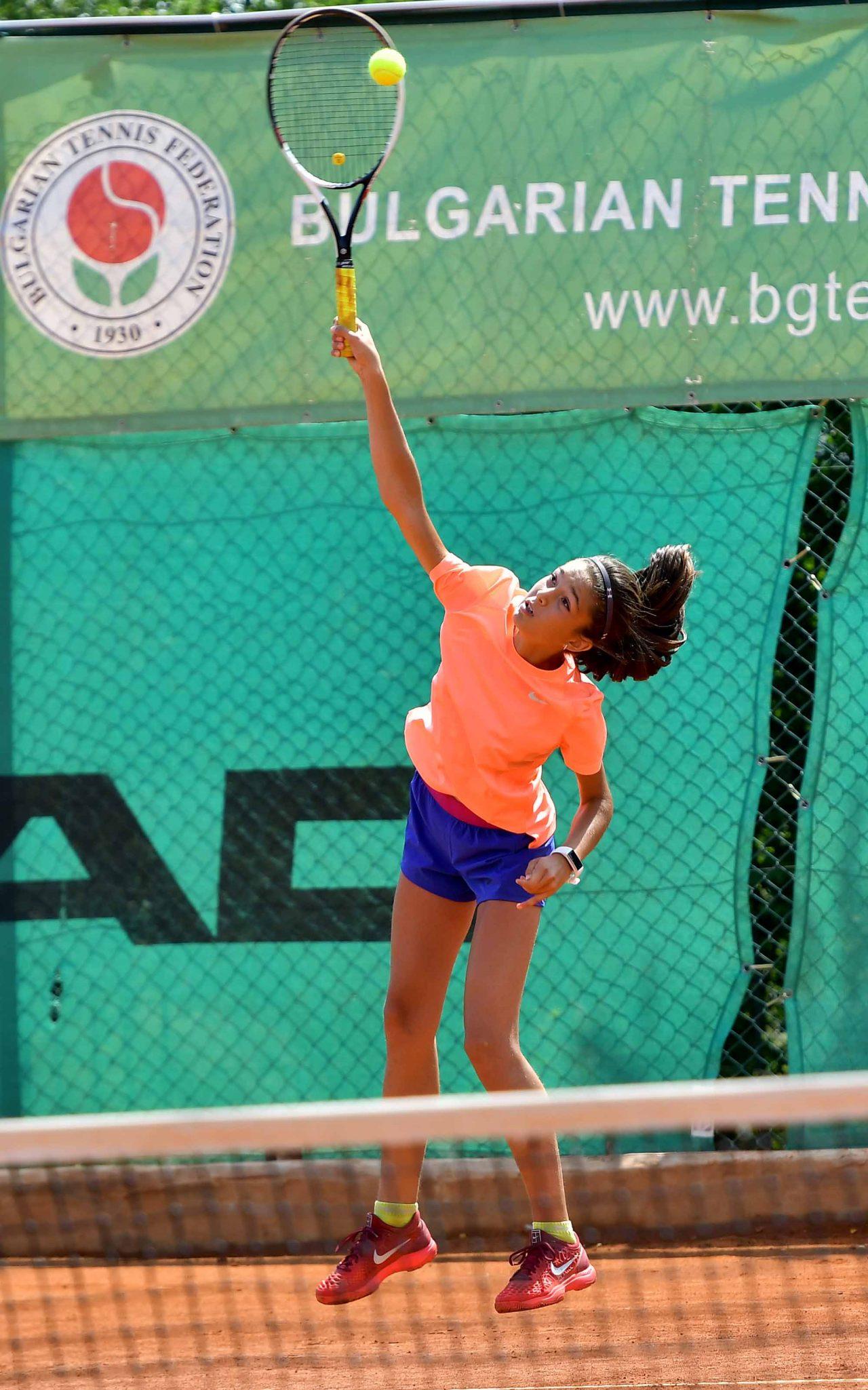 Държавно първенство тенис до 14 год. ТК 15-40 момичета (29)