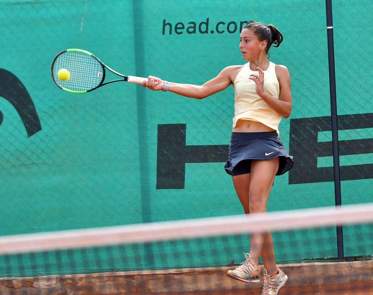 Държавно първенство тенис до 14 год. ТК 15-40 момичета (3)