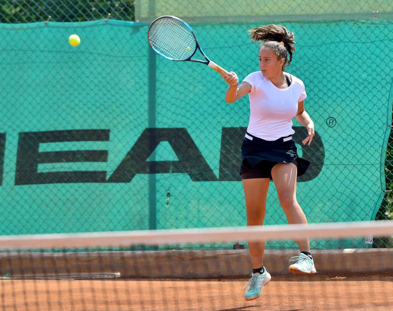 Държавно първенство тенис до 14 год. ТК 15-40 момичета (30)