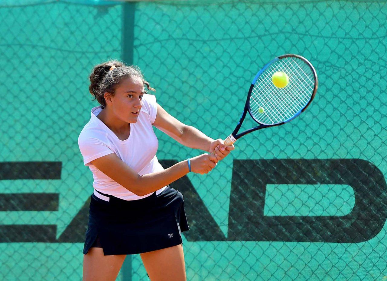 Държавно първенство тенис до 14 год. ТК 15-40 момичета (31)