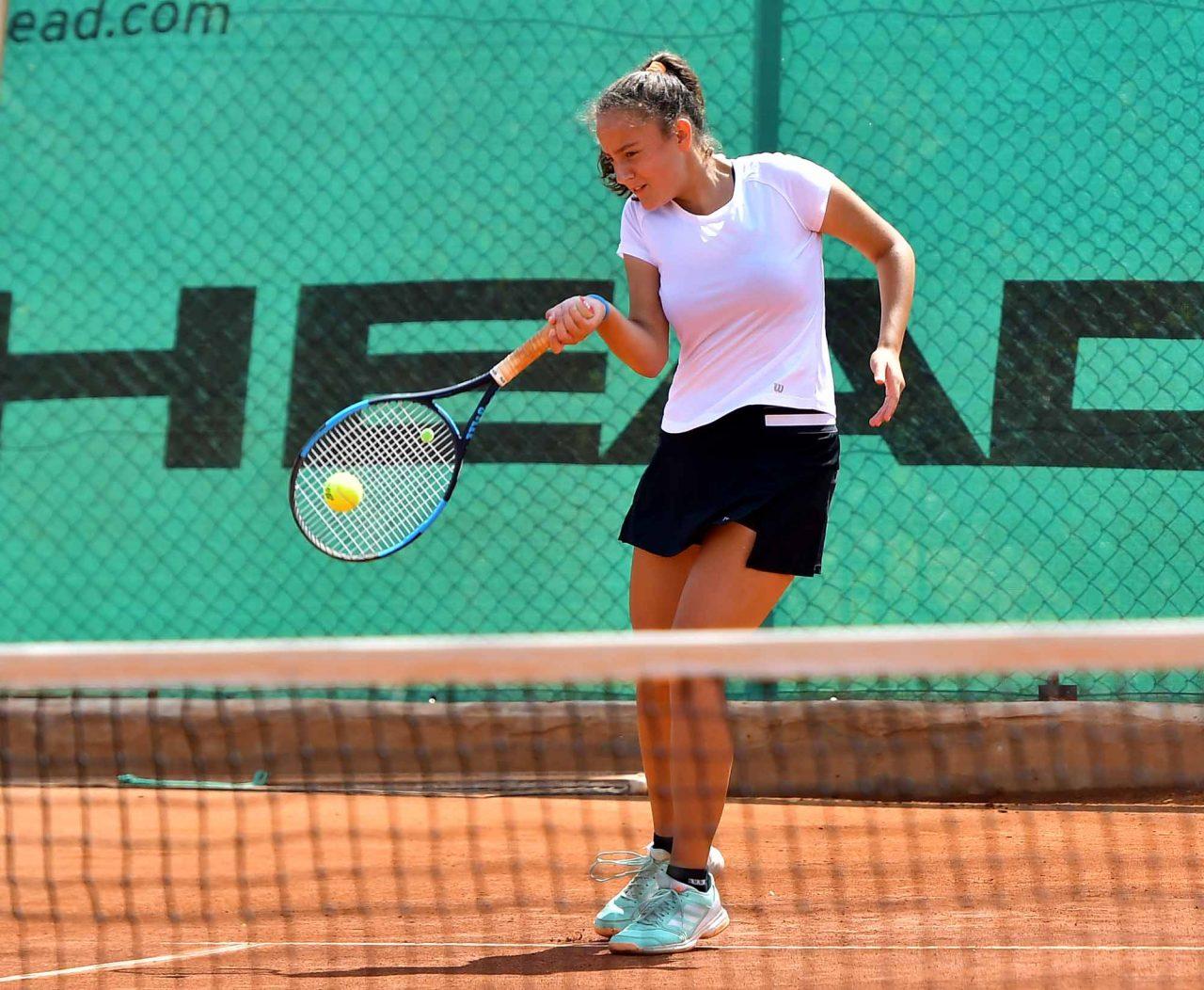 Държавно първенство тенис до 14 год. ТК 15-40 момичета (32)