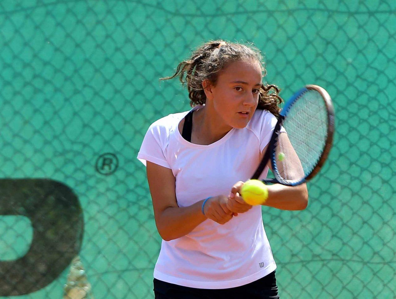 Държавно първенство тенис до 14 год. ТК 15-40 момичета (33)