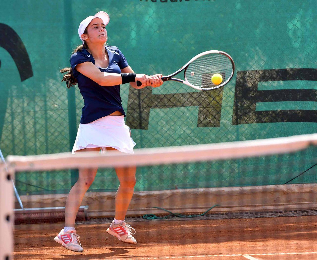 Държавно първенство тенис до 14 год. ТК 15-40 момичета (34)