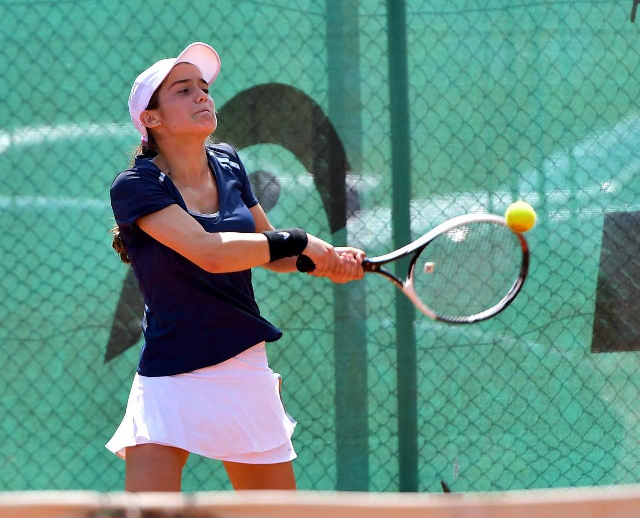 Държавно първенство тенис до 14 год. ТК 15-40 момичета (35)