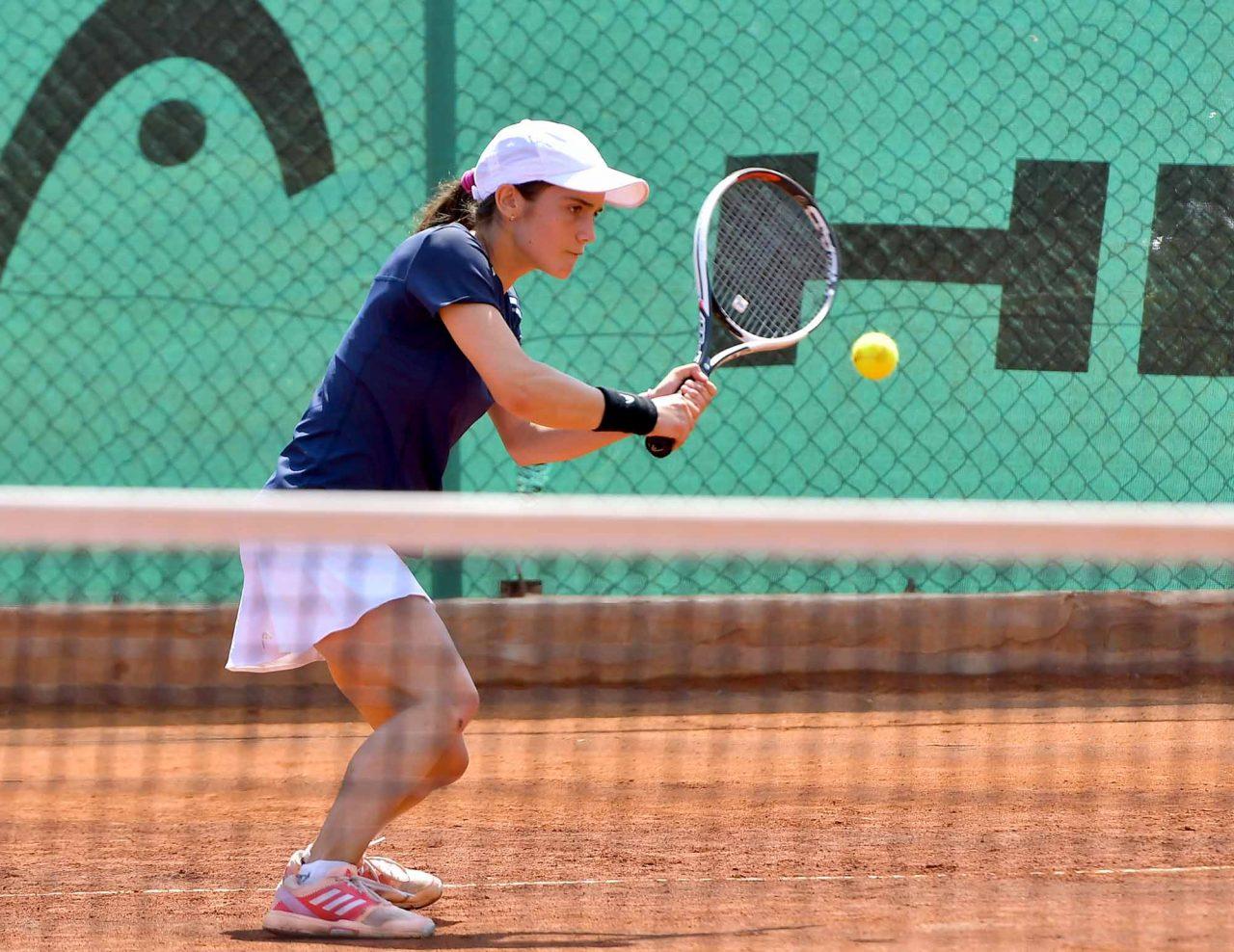 Държавно първенство тенис до 14 год. ТК 15-40 момичета (36)