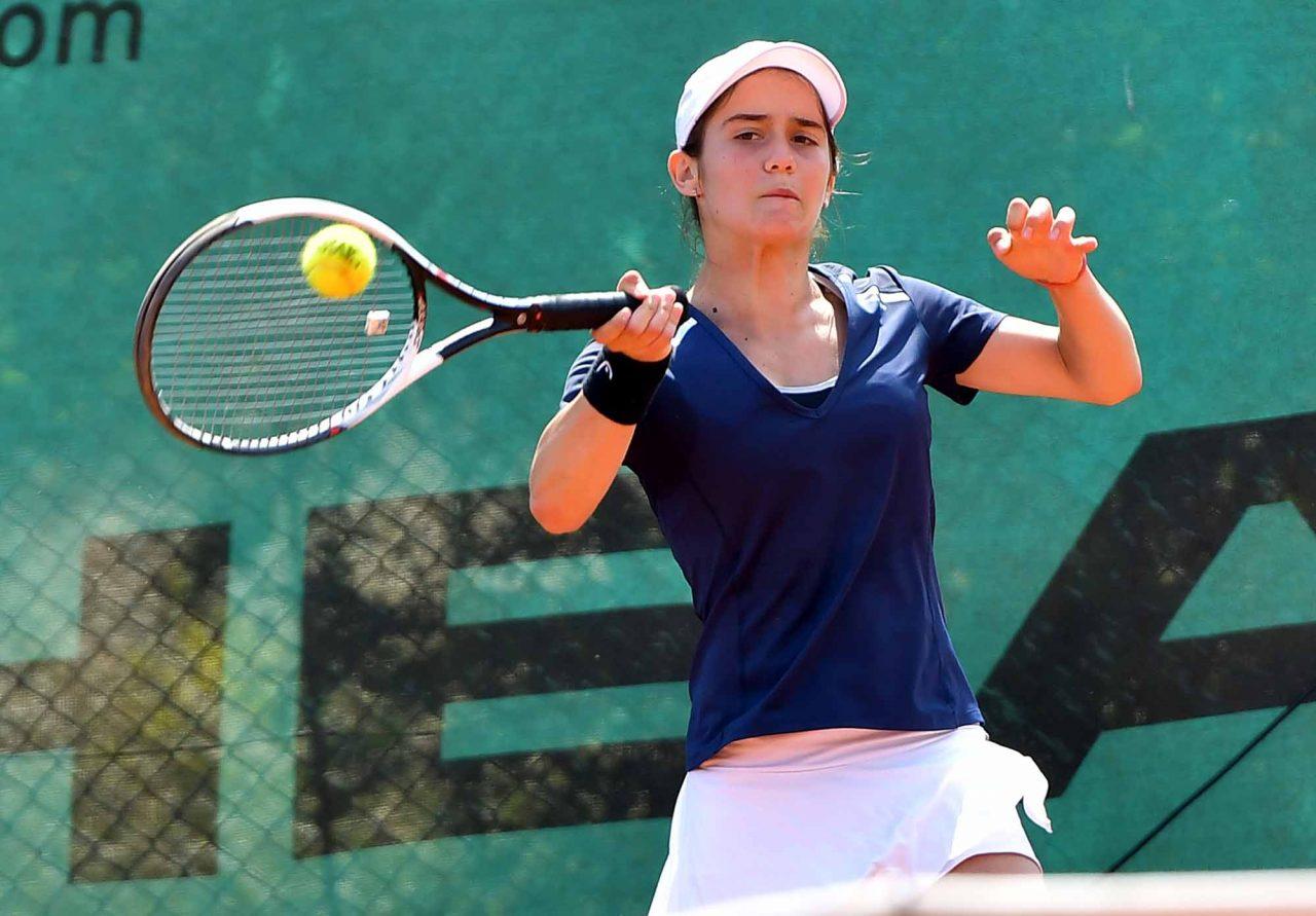 Държавно първенство тенис до 14 год. ТК 15-40 момичета (37)