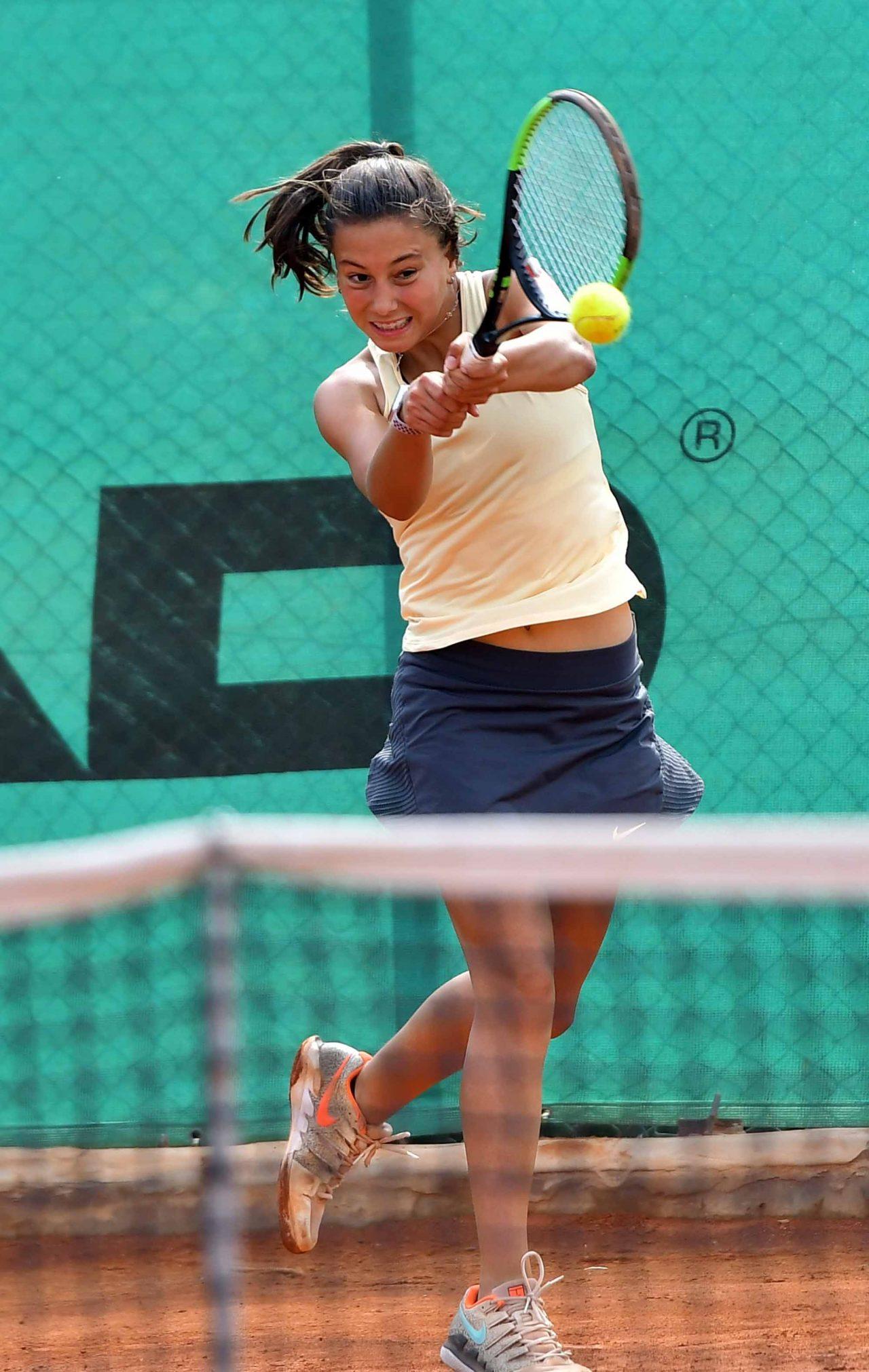 Държавно първенство тенис до 14 год. ТК 15-40 момичета (6)