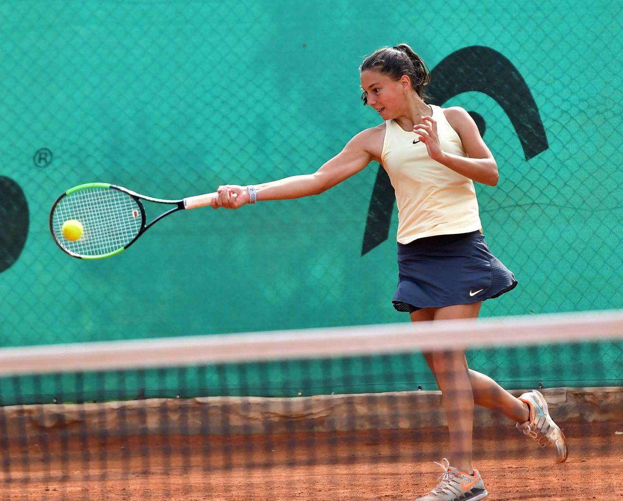 Държавно първенство тенис до 14 год. ТК 15-40 момичета (7)