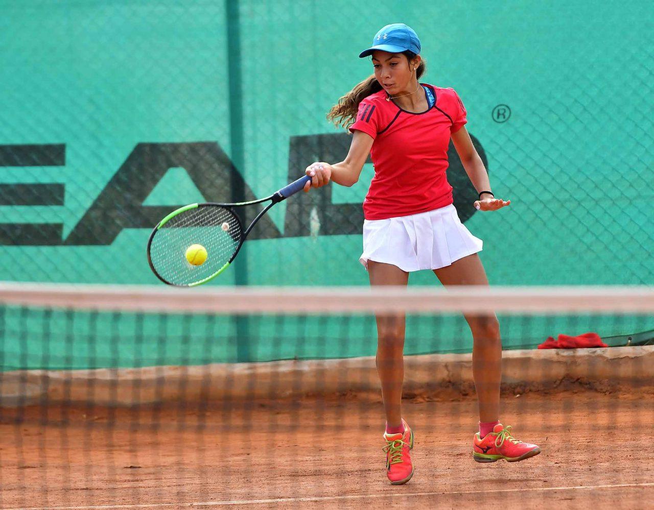 Държавно първенство тенис до 14 год. ТК 15-40 момичета (9)