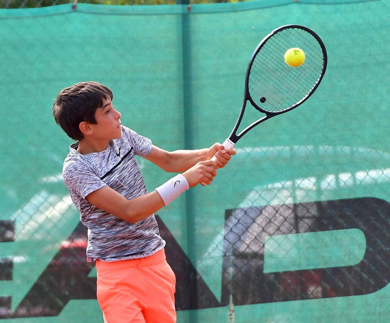 Държавно първенство тенис до 14 год. ТК 15-40 момчета (12)
