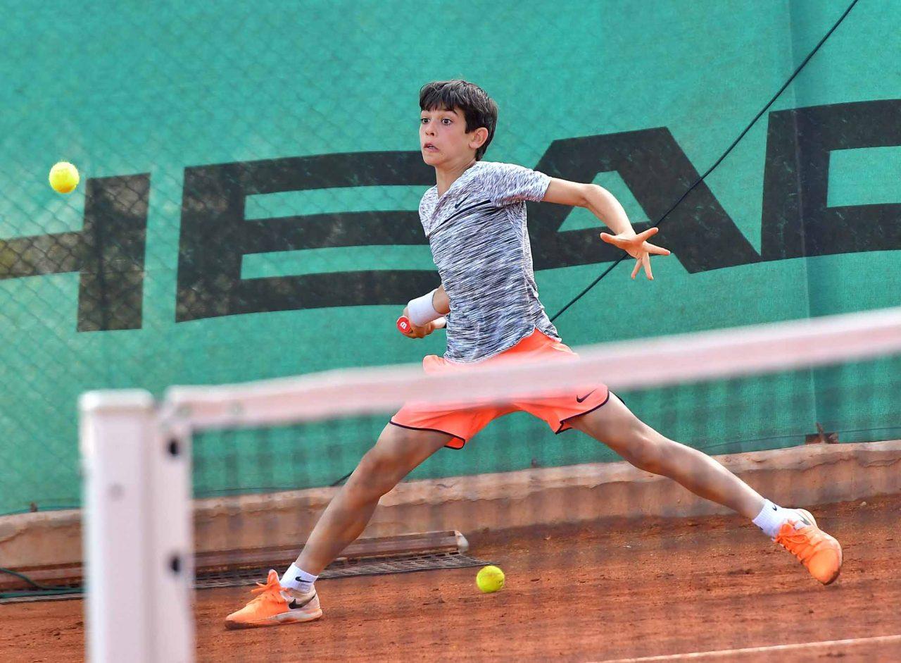 Държавно първенство тенис до 14 год. ТК 15-40 момчета (13)