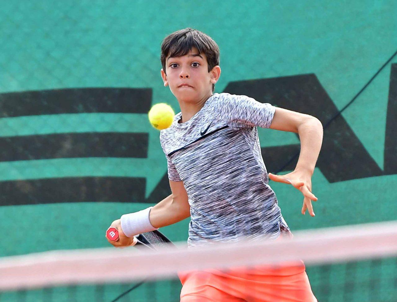 Държавно първенство тенис до 14 год. ТК 15-40 момчета (14)
