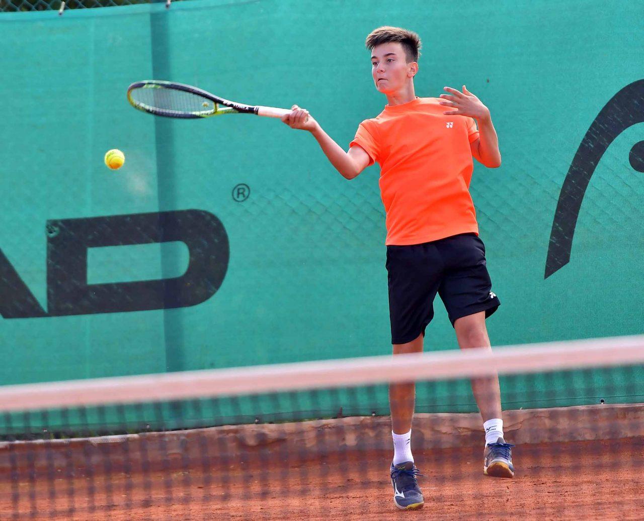 Държавно първенство тенис до 14 год. ТК 15-40 момчета (17)