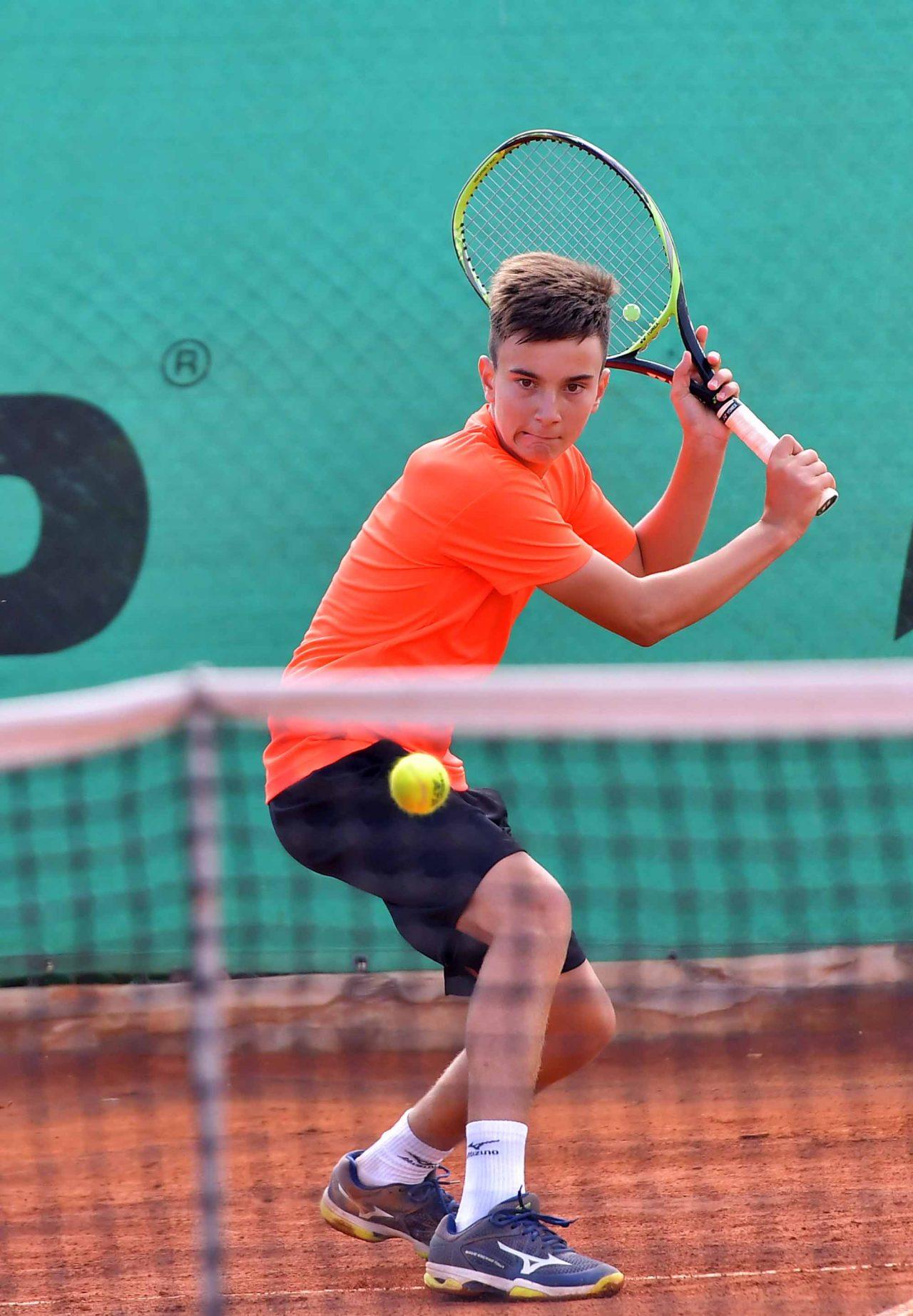 Държавно първенство тенис до 14 год. ТК 15-40 момчета (18)